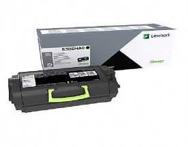 Toner Lexmark 53B0HA0, black, 25 k, Compatibilitate MX717de.