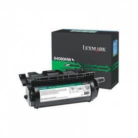 Toner Lexmark 64080HW, black, 21 k, T640 , T640dn , T640dtn ,T640n , T640tn , T642 , T642dtn , T642n , T642tn , T644 , T644dtn ,T644n , T644tn