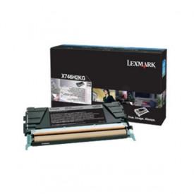 Toner Lexmark X746H3KG, black, 12 k, X746de , X748de , X748deStatoil , X748de with total 5 years warranty , X748dte