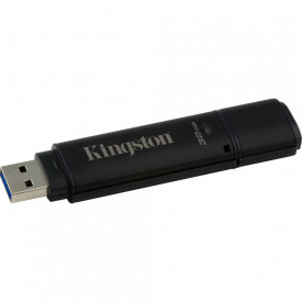 USB Flash Drive Kingston, 32GB, DT4000 G2, USB 3.0, 256 AES FIPS 140-2 Level 3 Management Ready