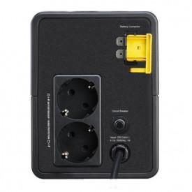 APC Easy UPS BVX 900VA, 230V, AVR,Schuko Sockets