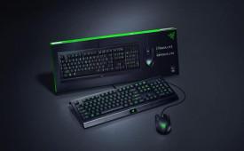 Kit Tastatura si Mouse Razer Bundle Cynosa Lite & Abyssus Lite Bundle - US Layout, negru