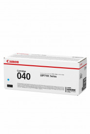Toner Canon CRG040, cyan, capacitate 5400 pagini, pentru LBP712Cx, LBP710Cx .
