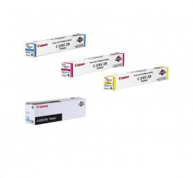 Toner Canon EXV28B, black, capacitate 44000 pagini, pentru IR Advance C5045/5051