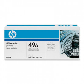 Toner HP Q5949A, black, 2.5 k, LaserJet 1320, LaserJet 3390,LaserJet 3392