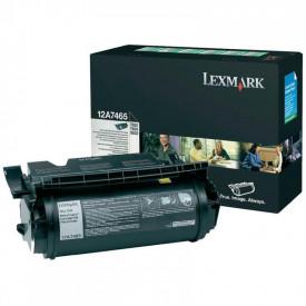Toner Lexmark 12A7465, black, 32 k, T632 , T632dn , T632dtnf ,T632n , T634 , T634dn , T634dtn , T634dtnf , T634n , T634tn , X632 ,X632e , X632s , X634dte , X634e