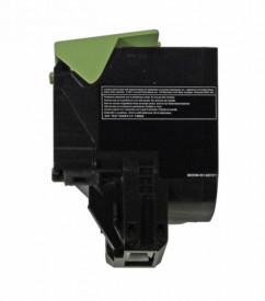 Toner Lexmark 80C0H10, black, 4 k, CX410de , CX410de with 3 yearOnsite Service , CX410dte , CX410e