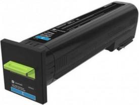 Toner Lexmark 82K2XCE, cyan,corporate, 22k ,compatibil cuCX860de, CX825dtfe, CX825dte, CX860dtfe, CX860dte, CX825de.