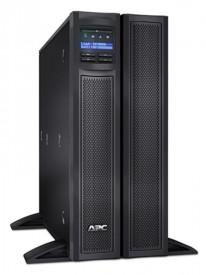 UPS APC Smart-UPS X line-interactive 2200VA / 1980W 8 conectori C13 2 conectori C19 extended runtime rackabil 4U/tower, baterie APCRBC143, optional extindere garantie cu 1/3 ani (WBEXTWAR1YR-SP-04/WBEXTWAR3YR- SP-04)