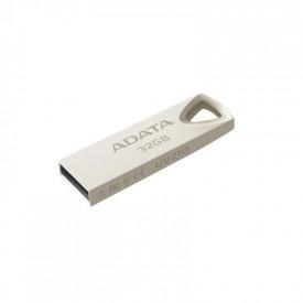USB Flash Drive ADATA 32Gb, AUV210, USB2.0, metalic