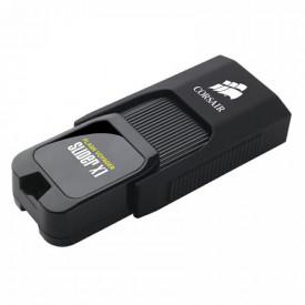 USB Flash Drive Corsair, 128GB, Voyager Slider X1, USB 3.0, speed read: 130Mbs, compatibilitate: Microsoft Windows, Mac OS X, Linux, negru