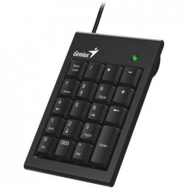 Keypad Genius NumPad 100, Numeric, negru