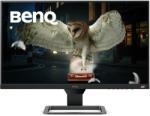 "Monitor 27"" Benq EW2780, IPS, FHD 1920*1080, 178/178, 1000:1, 5 ms, 60Hz, 16:9, boxe 2*2.5W, Headphone Jack, Kensington Lock, VESA 100*100, Flicker-free, Low Blue Light, FreeSync, 3*HDMI, gri inchis"