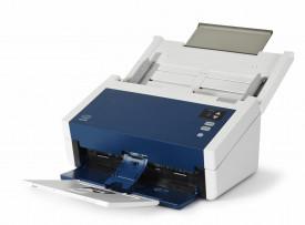Scanner Xerox DocuMate 6440, sheet-fed, color, A4, 60 ppm / 120 ipm: 200 dpi,rezolutie optica 600 dpi, sensor CCD 24 biti color, 8 biti alb- negru, duplex,ADF 80 coli, Visioneer, Twain,ISIS, WIA driver, USB, volum maxim 6000 pagini/zi.