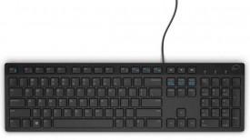 Tastatura Dell Keyboard Multimedia KB216, Wired, neagra