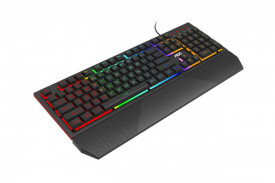 Tastatura Gaming AOC GK200, RGB, neagra