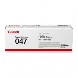 Toner Canon CRG047, black, capacitate 1600 pagini, pentru LPB113w, MF113w, MF112.