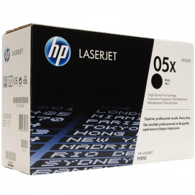 Toner HP CE505X, black, 6.5 k, LaserJet P2055, LaserJet P2055D,LaserJet P2055DN