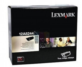 Toner Lexmark 12A8244, black, T630, T632, T634, T640, T640DN,T640DTN, T640N, T642, T642DTN, T642N, T642TN, T644, T644DTN, T644N,T644TN, T645dn, T645n, T650d, T650dn, T650dtn, T652dn, T652n, T654dtn,TEST 1, W840, WC 7228, WC 7235, WC 7245, WC 7345, WC 7655