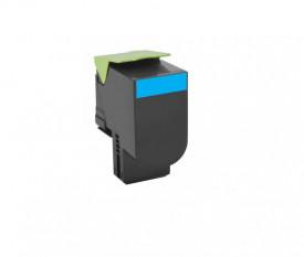 Toner Lexmark 70C0X20, cyan, 4 k, CS510de , CS510dte