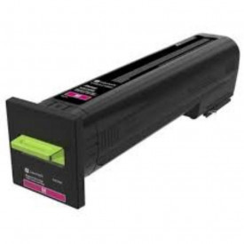Toner Lexmark 82K2XME, magenta,corporate, 22k ,compatibil cuCX860de, CX825dtfe, CX825dte, CX860dtfe, CX860dte, CX825de.