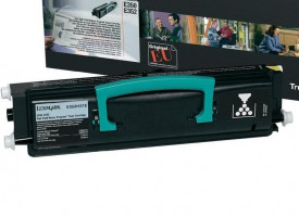 Toner Lexmark E352H31E, black, 9 k, E350d , E352dn