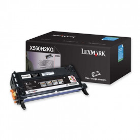 Toner Lexmark X560H2KG, black, 10 k, X560dn , X560n
