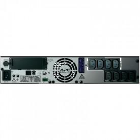 UPS APC Smart-UPS X line-interactive 750VA / 600W 8 conectori C13extended runtime rackabil 2U/tower, baterie APCRBC116, optionalexti ndere garantie cu 1/3 ani (WBEXTWAR1YR-SP-02/WBEXTWAR3YR-SP-02)
