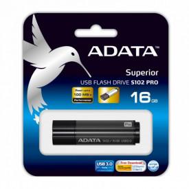 USB Flash Drive ADATA 16Gb, S102 Pro ,USB3.0 Gri