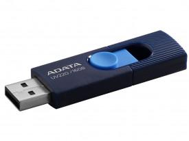 USB Flash Drive ADATA 16Gb, UV220, USB2.0, albastru