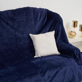 Patura Heinner model Ananas 150x200 cm Albastru