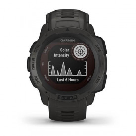 Smartwatch Garmin Instinct Solar GPS Watch Graphite WW