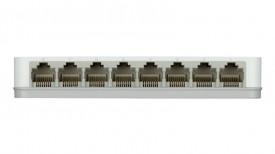 Switch D-Link GO-SW-8G, 8 porturi Gigabit, desktop, plastic, DLinkGO