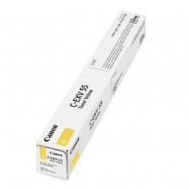 Toner Canon C-EXV55Y, galben, capacitate 18000 pagini, pentru IRAC256i3/356I3.