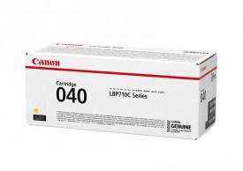 Toner Canon CRG040, yellow, capacitate 5400 pagini, pentru LBP712Cx, LBP710Cx .