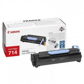 Toner Canon CRG714, black, capacitate 4500 pagini, pentru FAX-L3000 (IP)