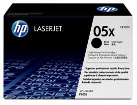 Toner HP CE505XD, black, pachet dublu CE505X, LaserJet P2055,LaserJet P2055D, LaserJet P2055DN