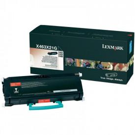 Toner Lexmark X463X31G, black, 15 k, X463de , X464de , X466de ,X466dte , X466dwe