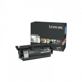 Toner Lexmark X654X31E, black, 36 k, X654de , X654de Statoil ,X656de , X656dte , X658dfe , X658dme , X658dtfe , X658dtme