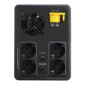 APC Easy UPS BVX 2200VA, 230V, AVR, Schuko Sockets