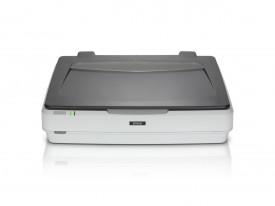 Scanner Epson Expression 1200XL, dimensiune A3, tip flatbed, scanner grafic, viteza scanare: 12sec pagina alb-negru si color, rezolutie optica 2400 x 4800 dpi , sursa lumina: LED, Formate iesire: BMP, JPEG, TIFF, Software inclus: Epson Scan 2, SilverFast
