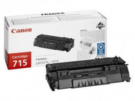 Toner Canon CRG715, black, capacitate 3000 pagini, pentru LBP3310, LBP3370