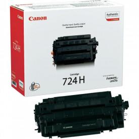 Toner Canon CRG724H, black, capacitate 12500 pagini, pentru LBP6750dn