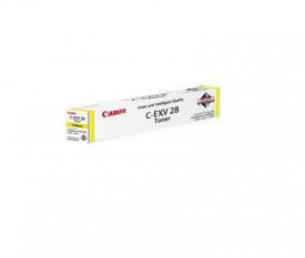 Toner Canon EXV28Y, yellow, capacitate 38000 pagini, pentru IR Advance C5045/5051