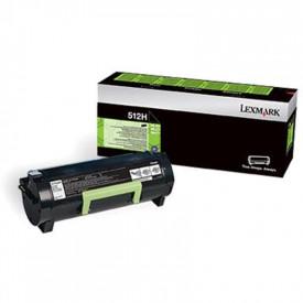 Toner Lexmark 51F2H00, black, 5 k, MS312dn / MS415dn, Return Program.