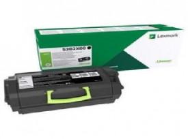 Toner Lexmark 53B2X00, black, High Yeld 45 k, CompatibilitateMS818dn.