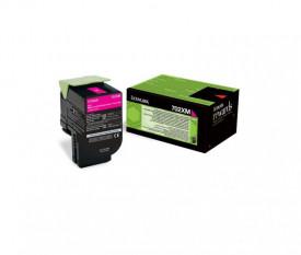 Toner Lexmark 70C2XM0, magenta, 4 k, CS510de , CS510dte