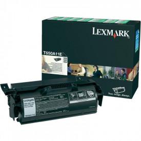Toner Lexmark T650A11E, black, 7 k, T650dn , T650dtn , T650n ,T652dn , T652dtn , T652n , T654dn , T654dtn , T654n , T656dne