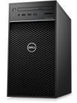 Desktop Workstation Precision 3630 MT, Xeon E-2274G, 16GB, 256GB SSD, Intel UHD 630, DVD RW, Kb, Mouse, W10Pro, 3Y ProSupport