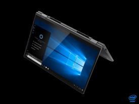"""Laptop Lenovo Yoga C640-13IML, 13.3"""" FHD (1920x1080) WVA 400nits Anti-glare, 10-point Multi-touch, L"""